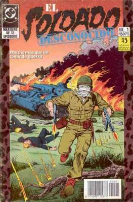 El soldado desconocido (1991-1992) (Grapa, 28 páginas) #1