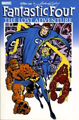 Fantastic Four: The Lost Adventure