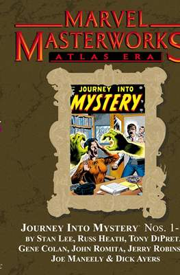 Marvel Masterworks (Hardcover) #106