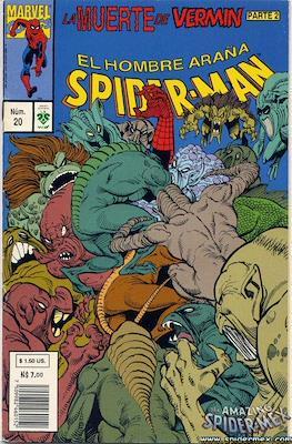 Spider-Man Vol. 1 (1995-1996) (Grapa) #20