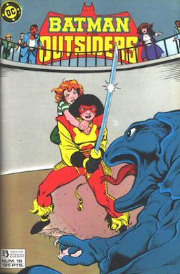 Batman y los Outsiders / Los Outsiders (1986-1988) (Grapa, 34 páginas) #18