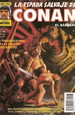 La Espada Salvaje de Conan. Vol 1 (1982-1996) (Grapa. B/N.) #146