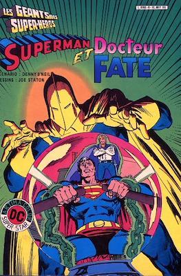 Les Géants des Super-Héros (Broché. 64 pp) #6