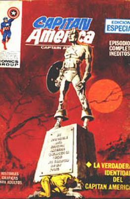 Capitán América Vol. 1 #5