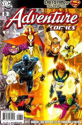 New Comics / New Adventure Comics / Adventure Comics (1935-1983; 2009-2011) #511