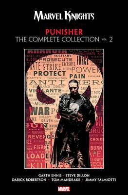 Marvel Knights Punisher: The Complete Collection (Softcover) #2