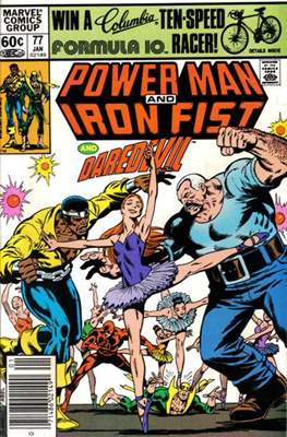 Hero for Hire / Power Man Vol 1 / Power Man and Iron Fist Vol 1 (Comic-Book) #77
