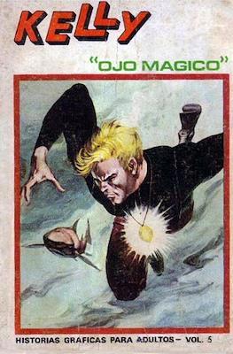 Kelly ojo mágico. Edicion especial (1971-1972) (Rústica 256-288 pp) #5