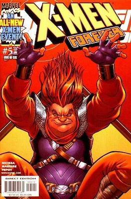 X-Men Forever (Comic Book) #5