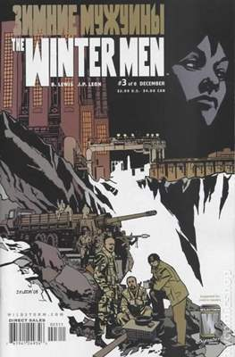 The Winter Men (2005-2006) (Grapa) #3
