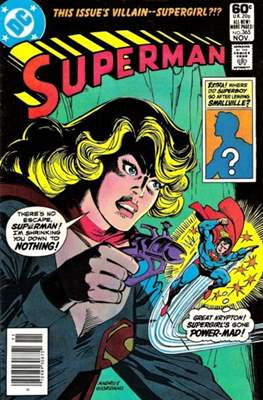 Superman Vol. 1 / Adventures of Superman Vol. 1 (1939-2011) (Comic Book) #365