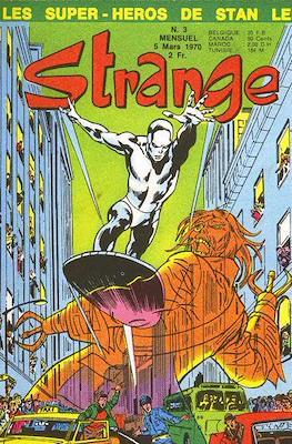 Strange #3