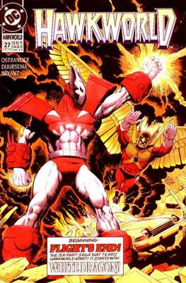 Hawkworld (Comic Book) #27
