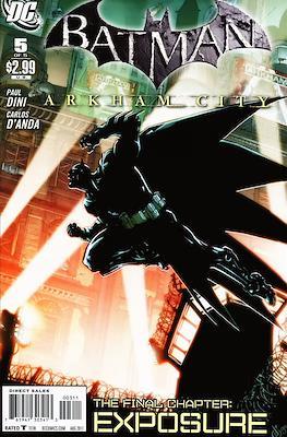 Batman Arkham City (Digital) #5