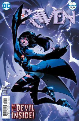 Raven (2016-2017) (Comic-book) #4