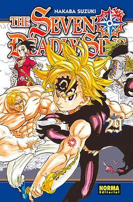 The Seven Deadly Sins (Rústica con sobrecubierta) #29