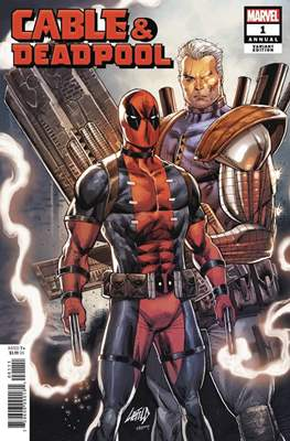 Cable & Deadpool Annual (Variant Cover)