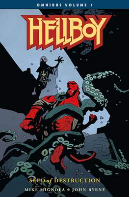 Hellboy Omnibus (Softcover) #1