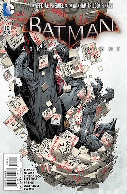 Batman Arkham Knight (Grapa) #10