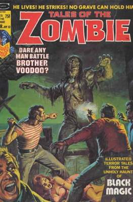 Tales Of The Zombie (Magazine) #10