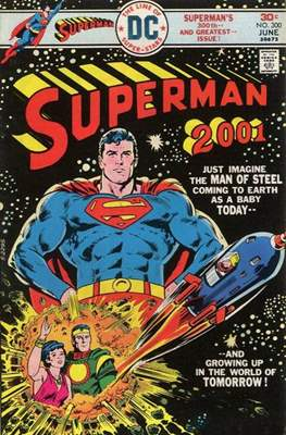 Superman Vol. 1 / Adventures of Superman Vol. 1 (1939-2011) (Comic Book) #300