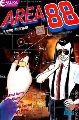 Area 88 (Softcover) #23