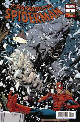Spiderman Vol. 7 / Spiderman Superior / El Asombroso Spiderman (2006-) (Rústica) #154/5