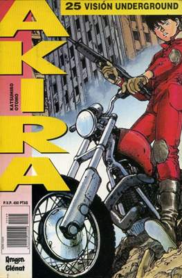 Akira (Rústica, 64 páginas) #25