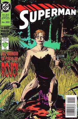 Supermán (1986-2001) #252