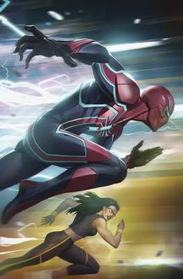 Spiderman: Gamerverse (2019-) (Grapa 48 pp) #6