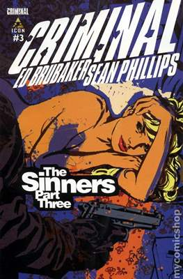 Criminal The Sinners (2009) (Comic book 40 pags) #3