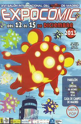 Catálogo Expocómic #16