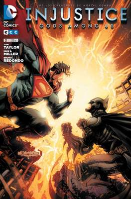 Injustice: Gods Among Us (Grapa 32 pp) #2