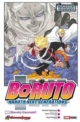 Boruto: Naruto Next Generations (Rústica con sobrecubierta) #2