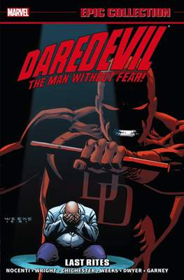 Daredevil Epic Collection #15