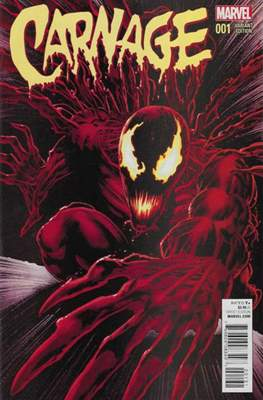 Carnage Vol. 2 (2016 Variant Cover) (Comic Book) #1.1