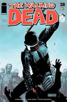 The Walking Dead (Grapas) #28