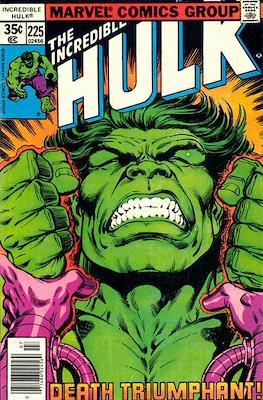The Incredible Hulk Vol. 1 (1962-1999) (Comic Book) #225