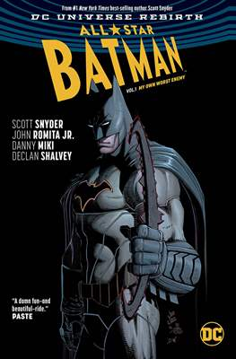 All Star Batman Vol. 1 (2016-2017) (Softcover) #1