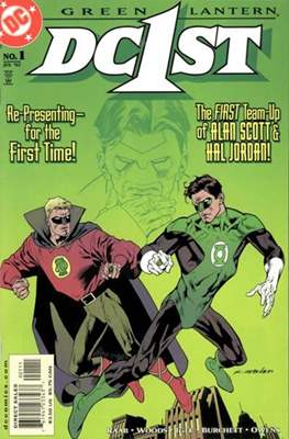 DC First: Green Lantern/Green Lantern