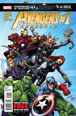 Avengers Assemble Vol. 2 (2012-2014)