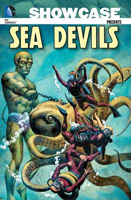 Showcase Presents Sea Devils