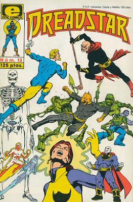 Dreadstar Vol. 1 (Grapa. 17x26. Color. (1985).) #13