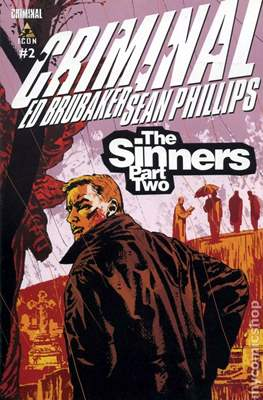 Criminal The Sinners (2009) (Comic book 40 pags) #2
