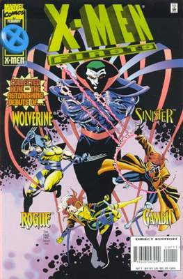 X-Men Firsts (1996)