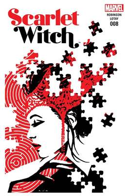 Scarlet Witch Vol. 2 #8