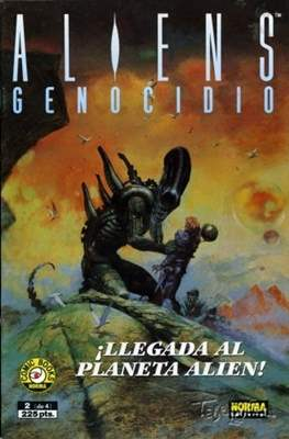 Aliens: Genocidio #2