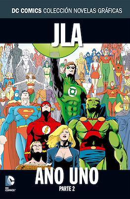 Colección Novelas Gráficas DC Comics #11