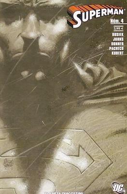 Superman (2007-2012) (Grapa. 48 pp) #4