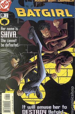 Batgirl Vol. 1 (2000-2006) #8